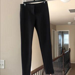Express Dark Gray High Waisted Skinny Pant